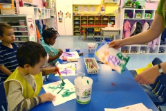 Art Making Pre-School Room 3