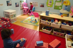 Toddler Indoor Play Area